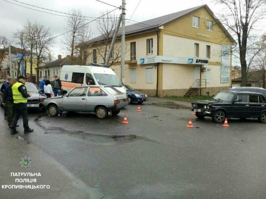 В Кропивницком произошло ДТП, в котором пострадал ребенок (ФОТО), фото-2