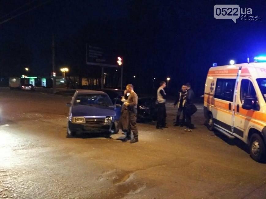В Кропивницком произошло ДТП, в котором пострадала женщина (ФОТО), фото-1