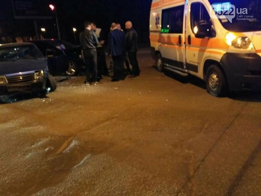 В Кропивницком произошло ДТП, в котором пострадала женщина (ФОТО), фото-2