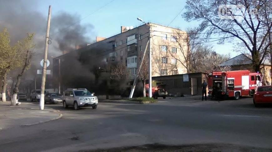 "В Кропивницком сгорела ""Таврия"" (ФОТО), фото-3"