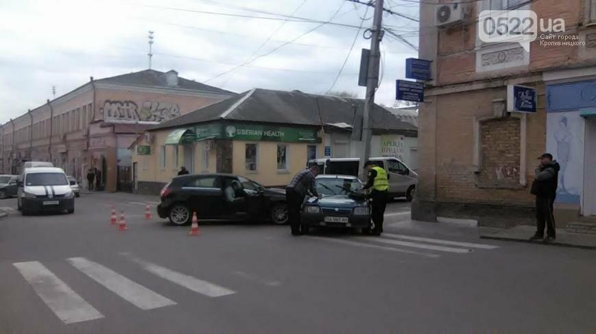 В центре Кропивницкого случилось серьезное ДТП. ФОТО, фото-1