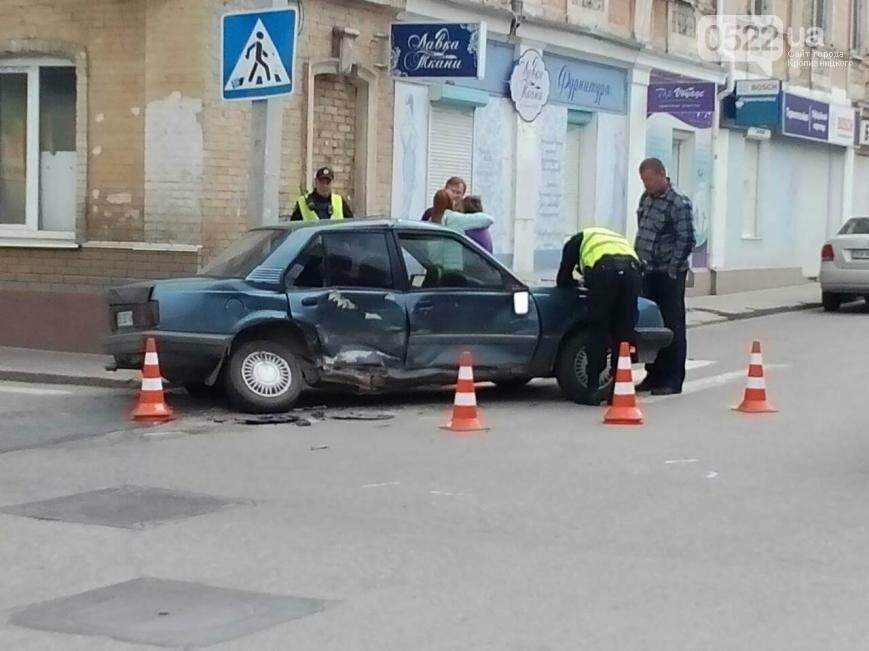 В центре Кропивницкого случилось серьезное ДТП. ФОТО, фото-6