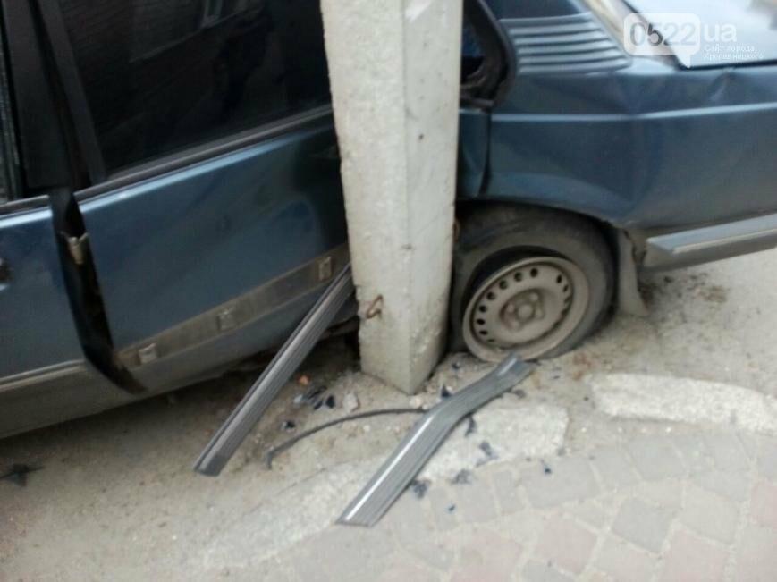 В центре Кропивницкого случилось серьезное ДТП. ФОТО, фото-3