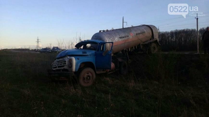 В Кировоградской области произошло серьезное ДТП с участием грузовика, перевозившего пропан. ФОТО, фото-4