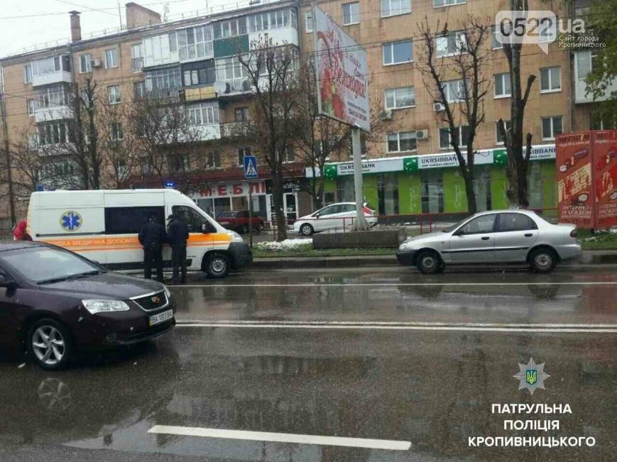 В Кропивницком автомобиль сбил человека ФОТО, фото-2
