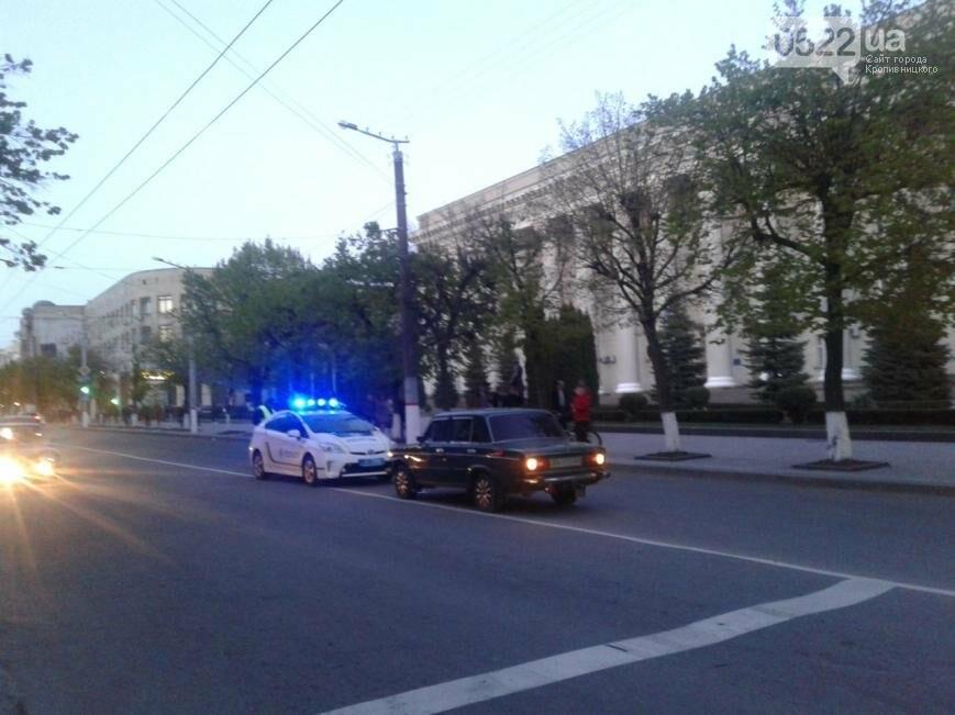 В центре Кропивницкого произошло ДТП с участием скутера ФОТО, фото-4