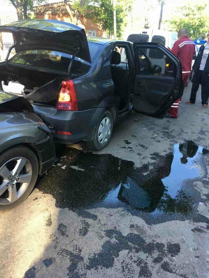 В Кропивницком в тройном ДТП пострадала женщина ФОТО, фото-2