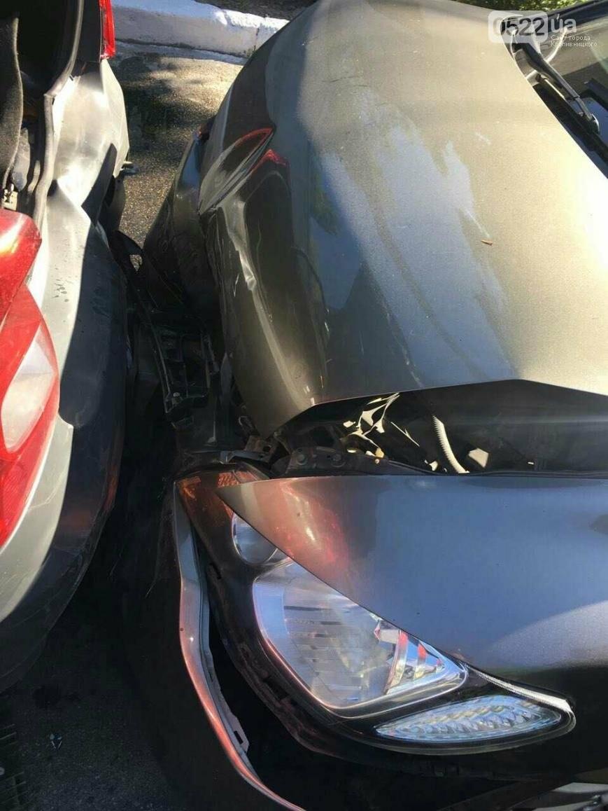 В Кропивницком в тройном ДТП пострадала женщина ФОТО, фото-4