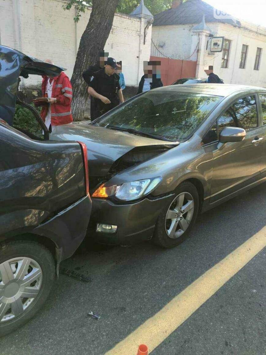 В Кропивницком в тройном ДТП пострадала женщина ФОТО, фото-3