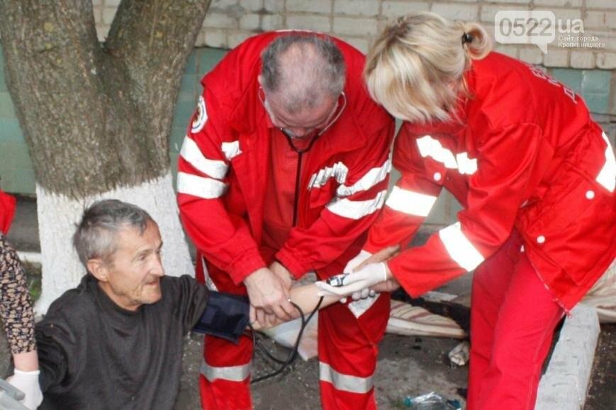 Кропивницький: під час ліквідації пожежі у квартирі рятувальниками врятовано господаря (ФОТО), фото-1