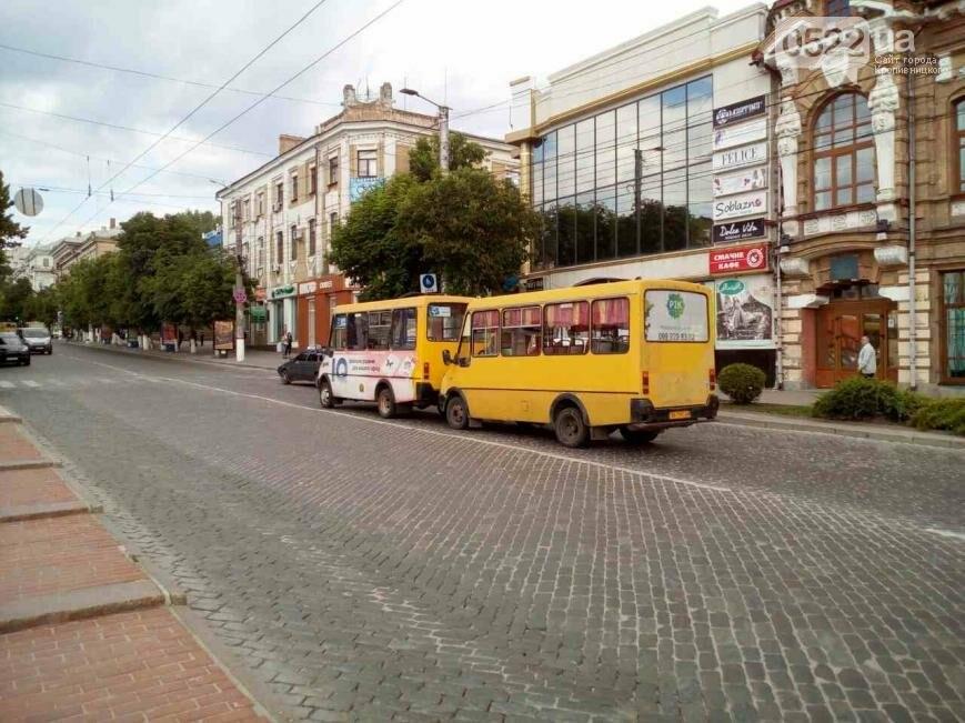 ДТП в Кропивницком: столкнулись две маршрутки ФОТО, фото-4