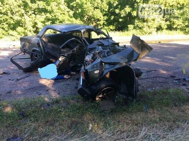Ужасное лобовое ДТП на Кировоградщине: три человека погибли ФОТО, фото-6