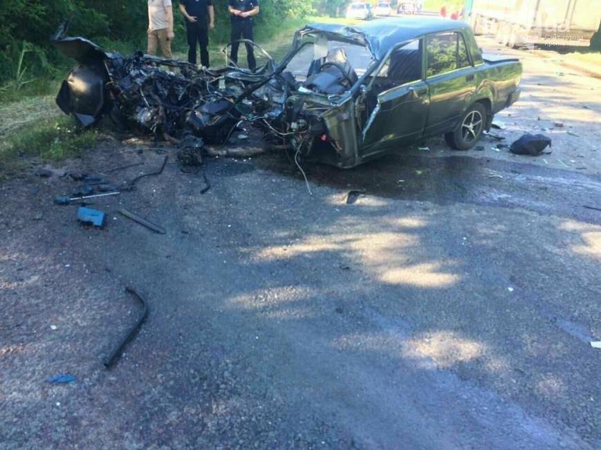 Ужасное лобовое ДТП на Кировоградщине: три человека погибли ФОТО, фото-4