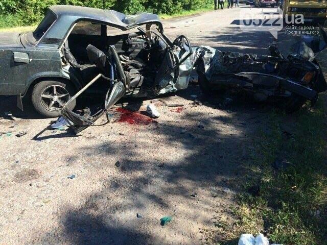 Ужасное лобовое ДТП на Кировоградщине: три человека погибли ФОТО, фото-2