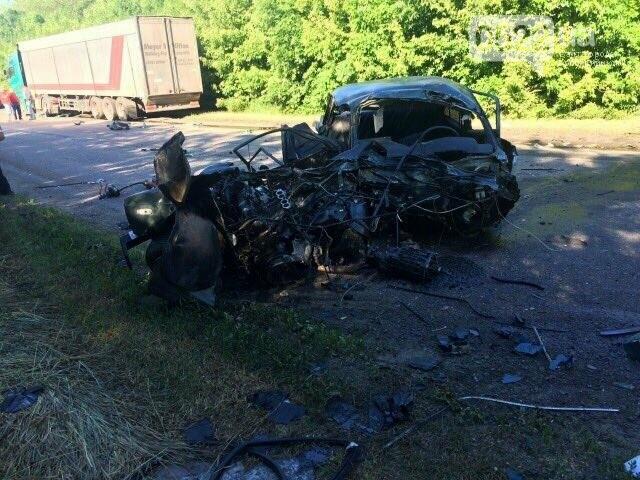 Ужасное лобовое ДТП на Кировоградщине: три человека погибли ФОТО, фото-3
