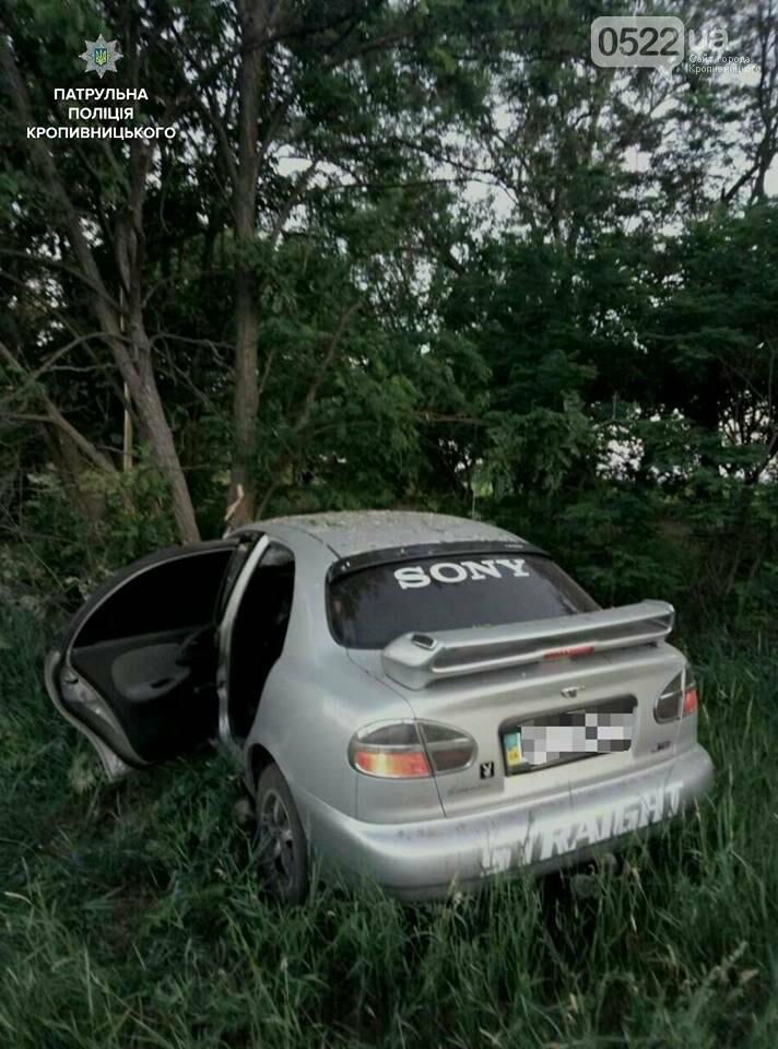В Кропивницком автомобиль врезался в дерево (ФОТО), фото-2