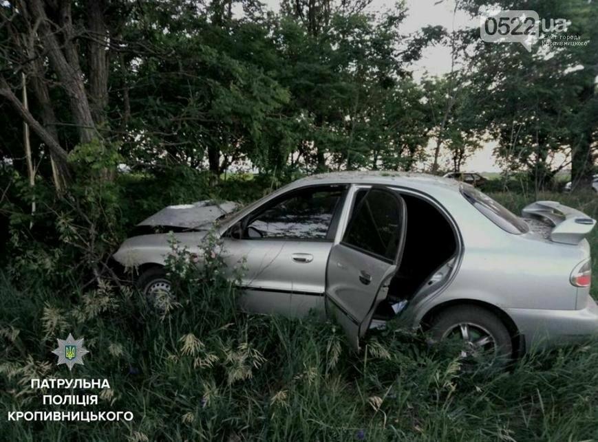 В Кропивницком автомобиль врезался в дерево (ФОТО), фото-4