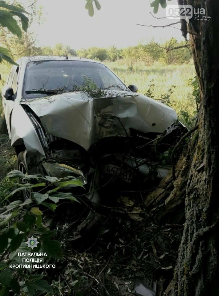 В Кропивницком автомобиль врезался в дерево (ФОТО), фото-3