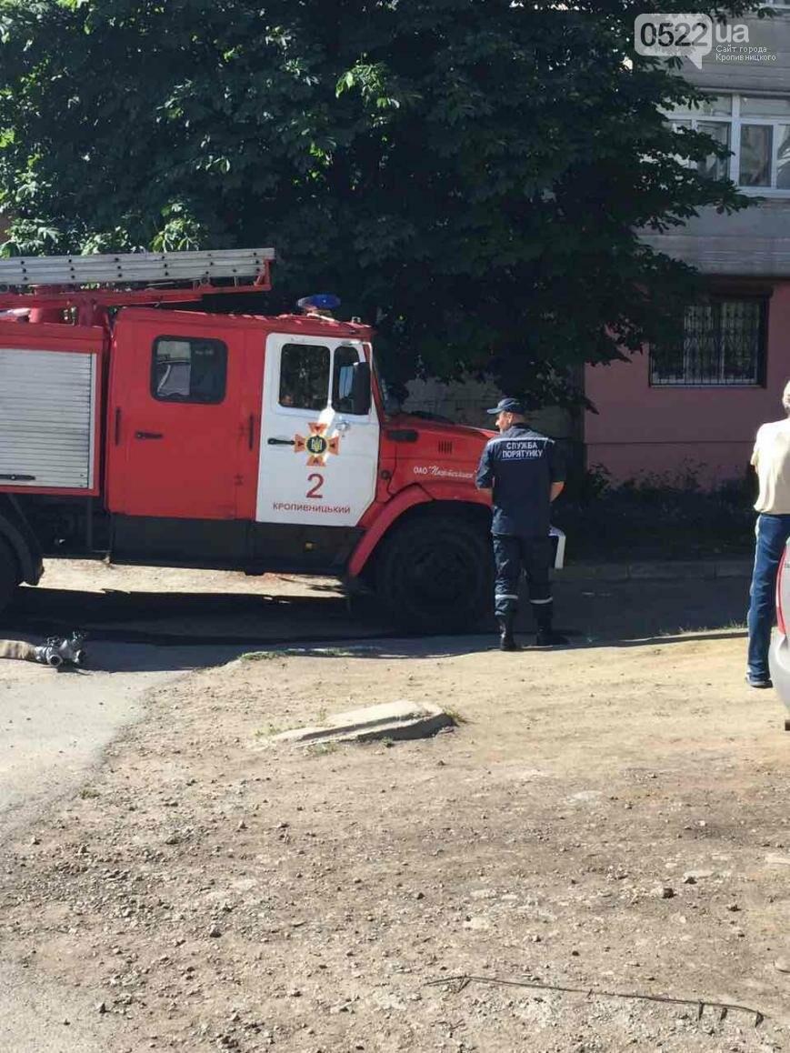 В Кропивницком на пожаре погибла женщина ФОТО, фото-1