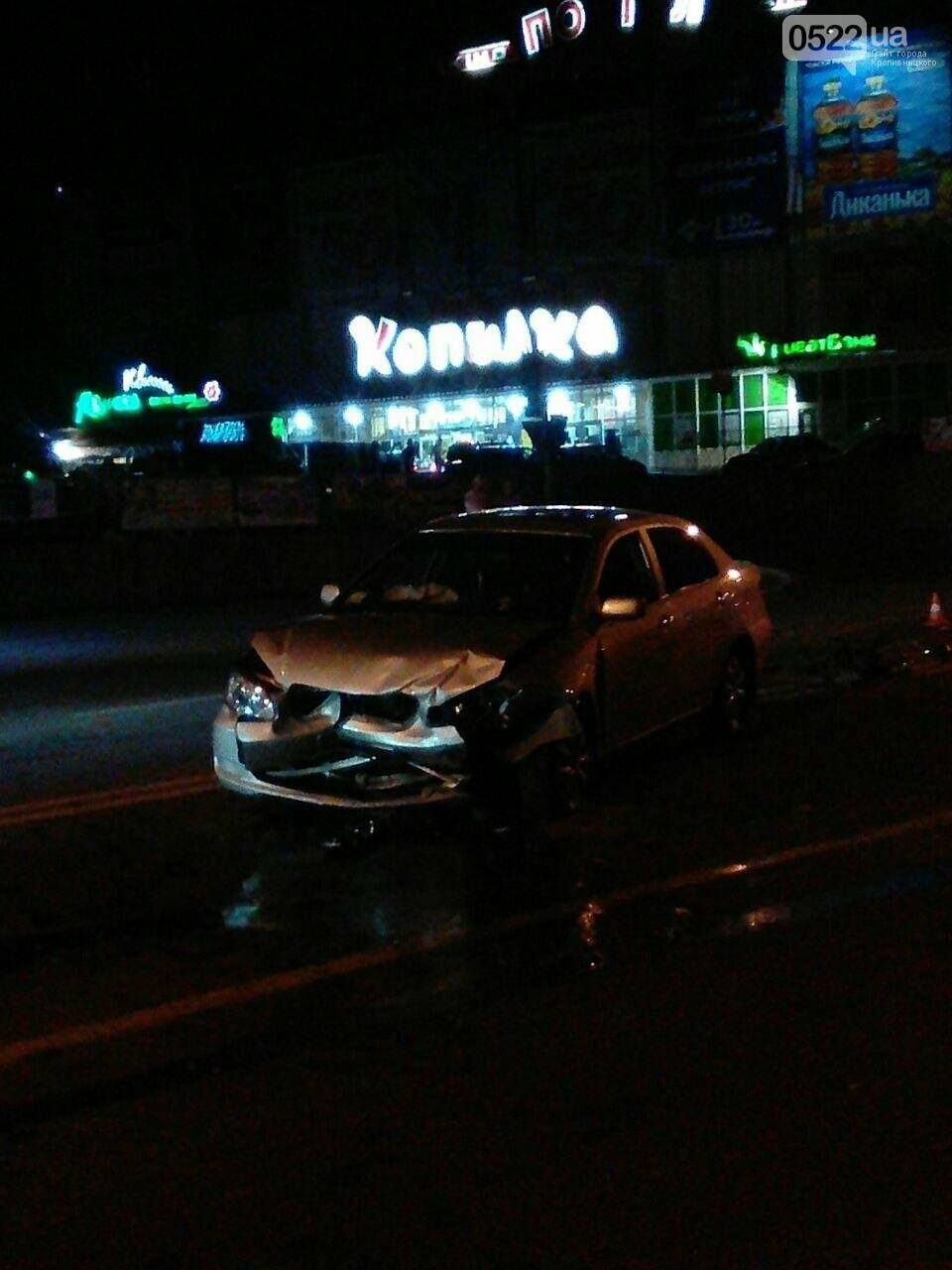 В областном центре снова произошло серьезное ДТП ФОТО, фото-2