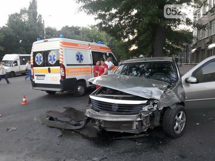 В Кропивницком снова в ДТП пострадали люди ФОТО, фото-4