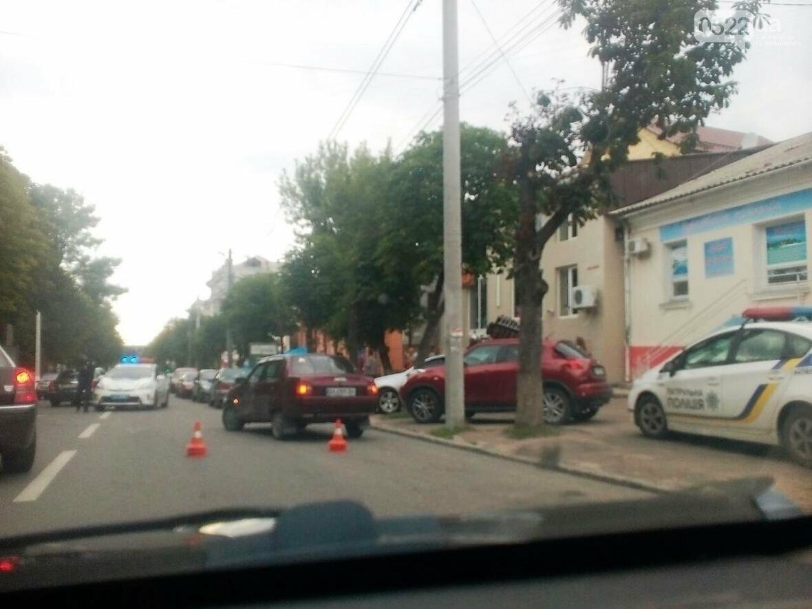 В Кропивницком произошло ДТП с участием авто частной охраны ФОТО, фото-4