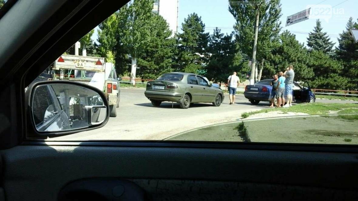 В Кропивницком произошло небольшое ДТП ФОТО, фото-1
