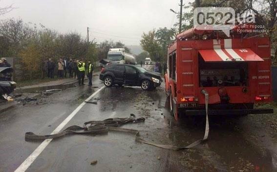 Житель Кировоградской области погиб в ужасном ДТП. ФОТО, фото-1