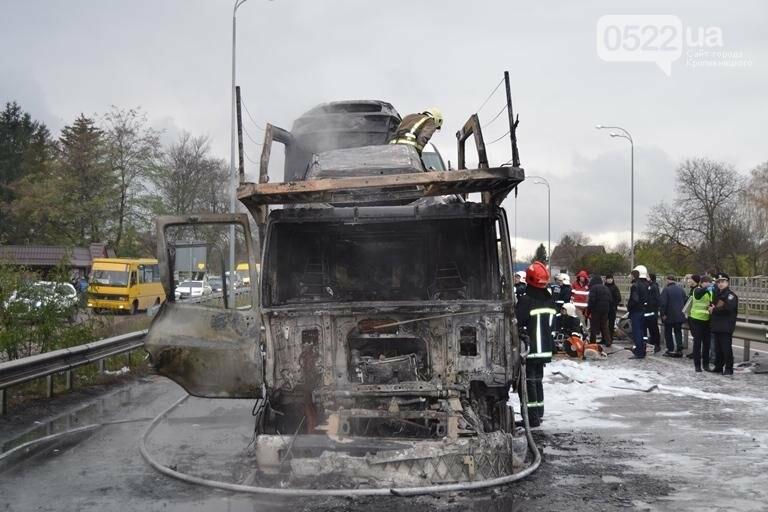 Житель Кировоградской области погиб в жесточайшем ДТП. ФОТО, ВИДЕО, фото-7