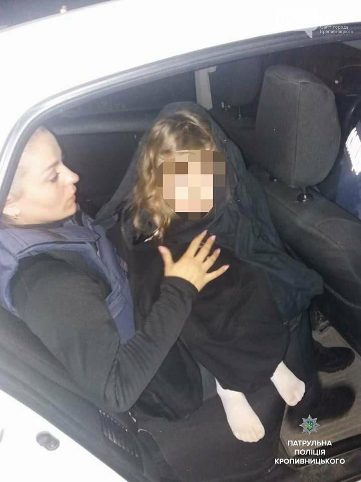 В Кропивницком женщина спасаясь от пожара чуть не упала с ребенком с высоты третьего этажа. ФОТО, фото-3