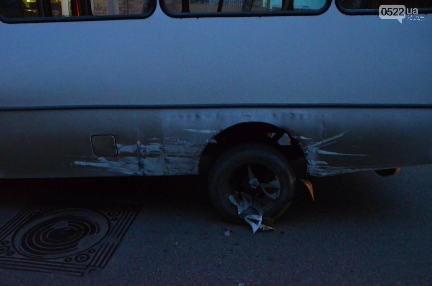 В Кропивницком маршрутка попала в дорожную аварию. ФОТО, фото-4