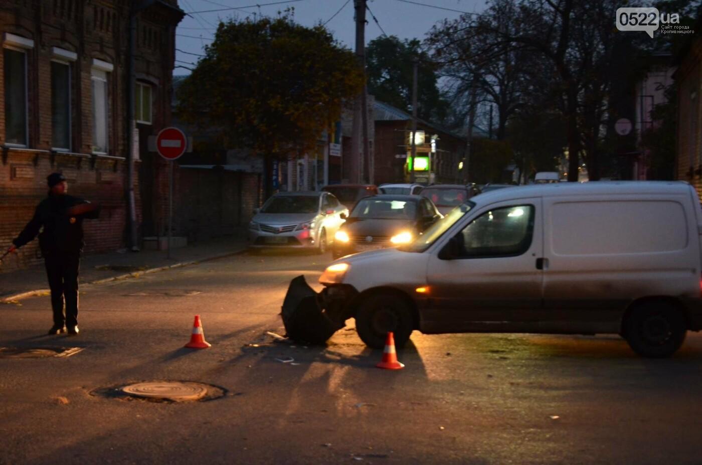 В Кропивницком маршрутка попала в дорожную аварию. ФОТО, фото-2