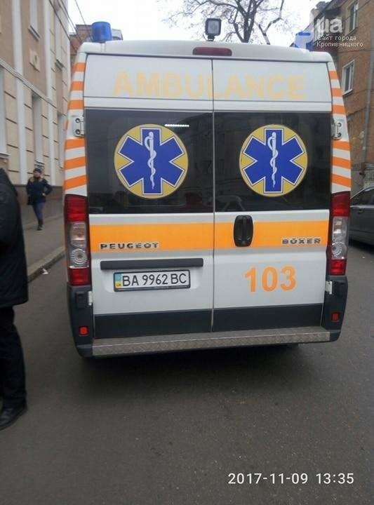 ДТП в Кропивницком: на пешеходном сбили человека. ФОТО, фото-1