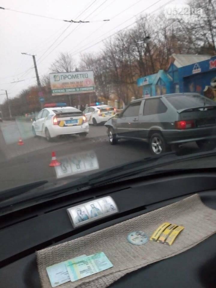В Кропивницком автомобиль патрульной полиции попал в ДТП. ФОТО, фото-4
