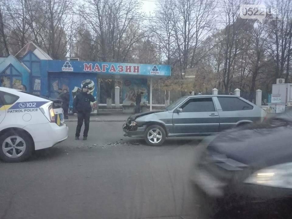 В Кропивницком автомобиль патрульной полиции попал в ДТП. ФОТО, фото-3