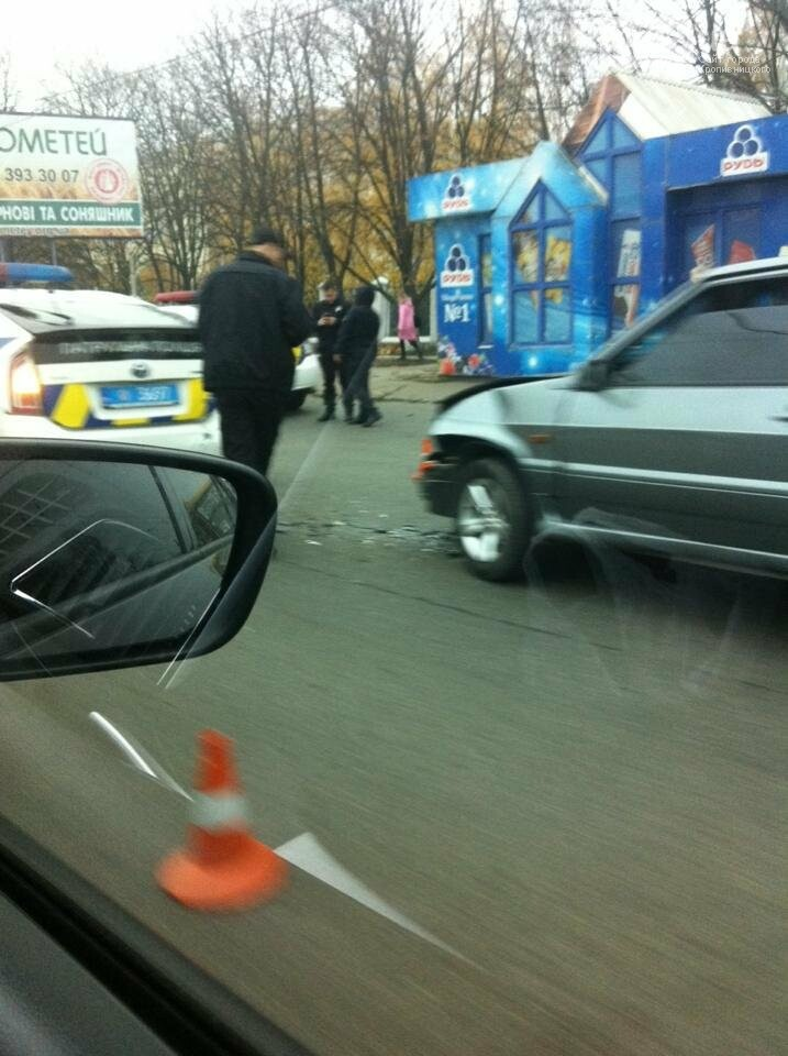 В Кропивницком автомобиль патрульной полиции попал в ДТП. ФОТО, фото-5