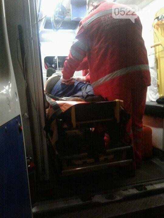 В Кропивницком поезд сбил женщину. ФОТО, фото-1