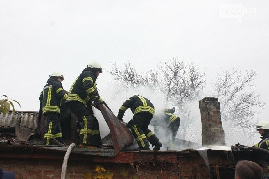 Кропивницький: вогнеборці ліквідували загорання у господарчій споруді. ФОТО, фото-1