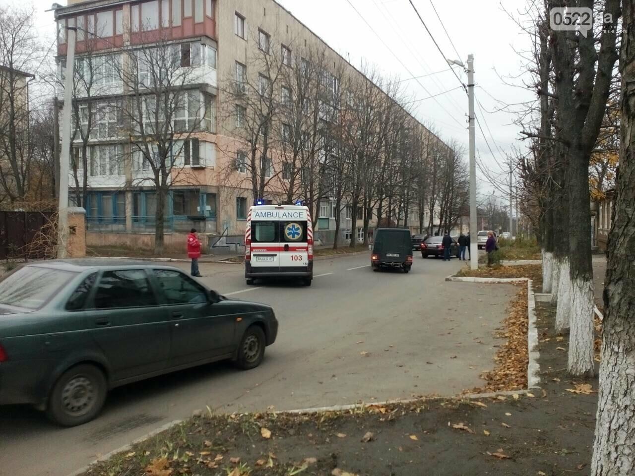 В Кропивницком в ДТП попал автомобиль скорой помощи. ФОТО, фото-3