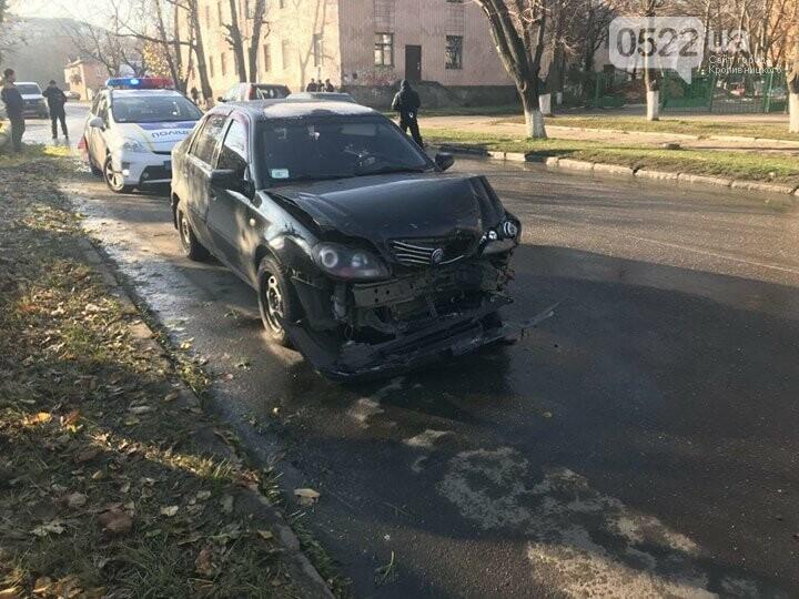 В Кропивницком на одной улице случилось 4 ДТП. ФОТО, фото-1