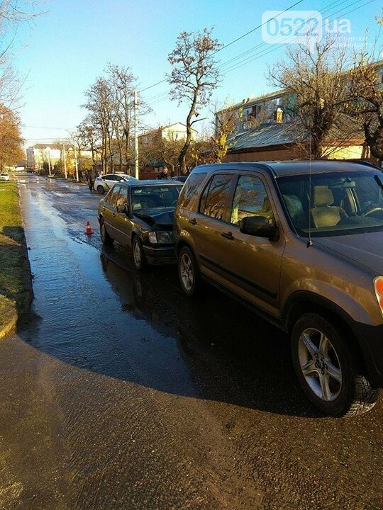 В Кропивницком на одной улице случилось 4 ДТП. ФОТО, фото-4