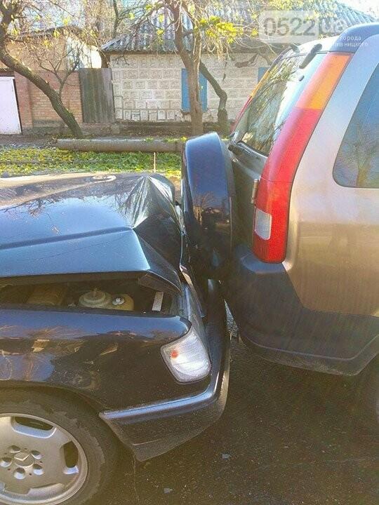 В Кропивницком на одной улице случилось 4 ДТП. ФОТО, фото-5