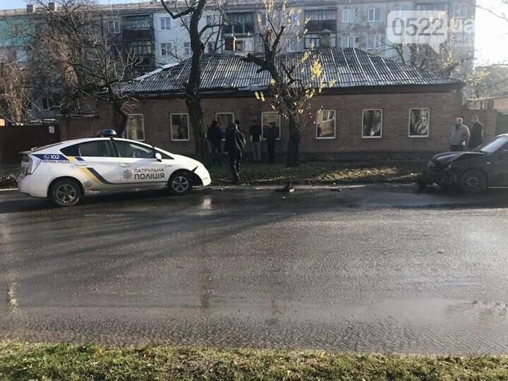 В Кропивницком на одной улице случилось 4 ДТП. ФОТО, фото-2