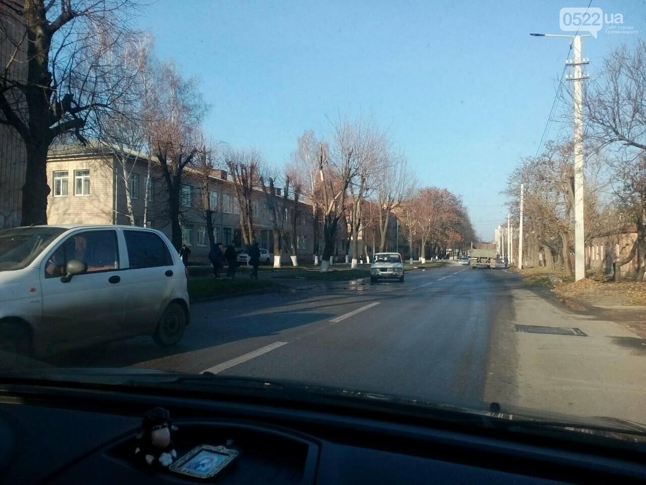 В Кропивницком на одной улице случилось 4 ДТП. ФОТО, фото-11