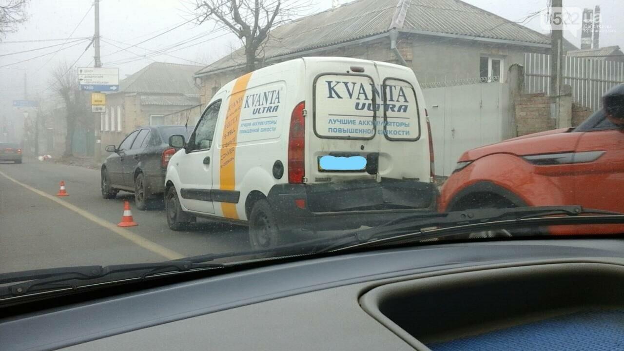 В Кропивницком произошло тройное ДТП. ФОТО, фото-1