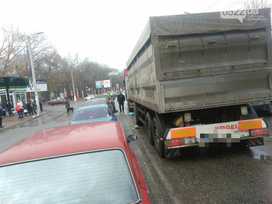 В Кропивницком произошло ужасное ДТП: грузовик раздавил женщину. ФОТО 18+, фото-4