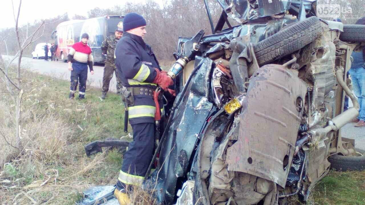 Четверо людей погибли в ДТП на Кировоградщине. ФОТО, фото-2