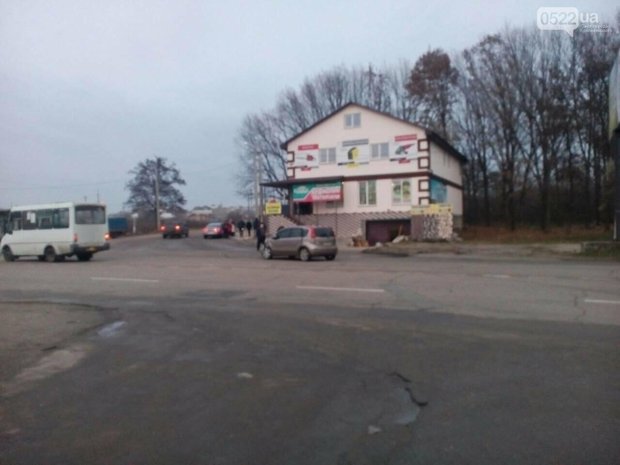 В Лелековке произошло ДТП. ФОТО, фото-1