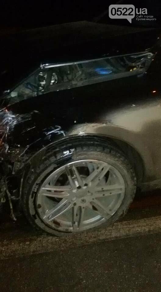В Кропивницком произошло ДТП, в котором пострадали трое людей ФОТО, фото-2