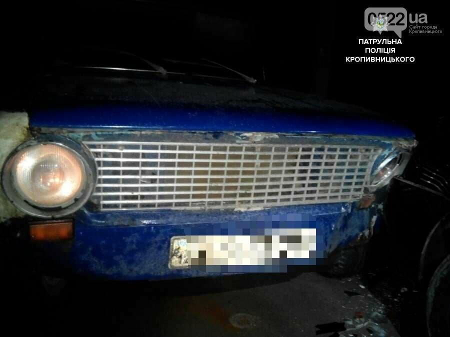 ДТП в Кропивницком: пьяный водитель врезался в припаркованный автомобиль. ФОТО, фото-4